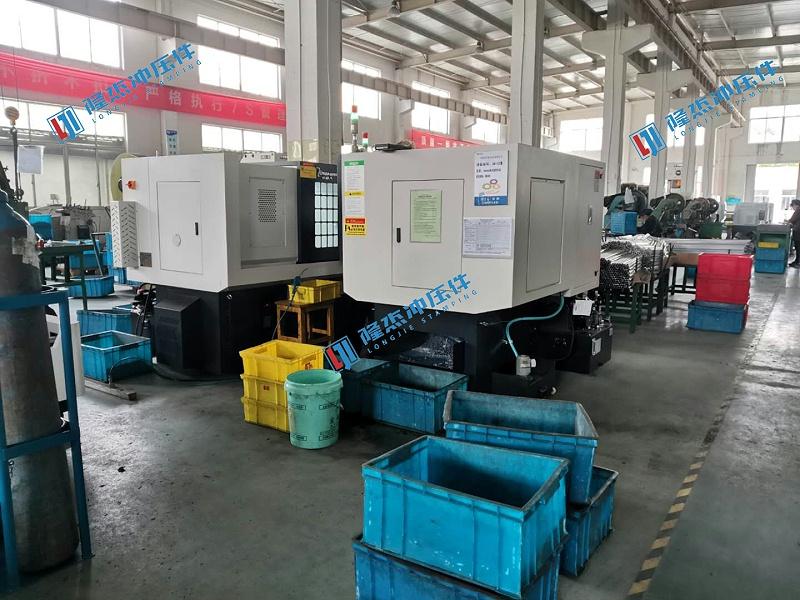 隆杰机电-专业冲压件定制生产