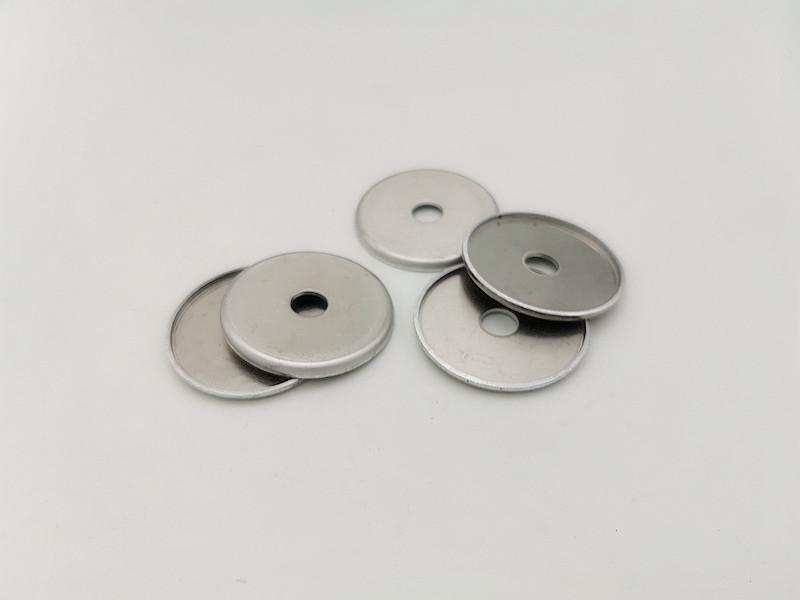 铝冲压件 膜盖片-1