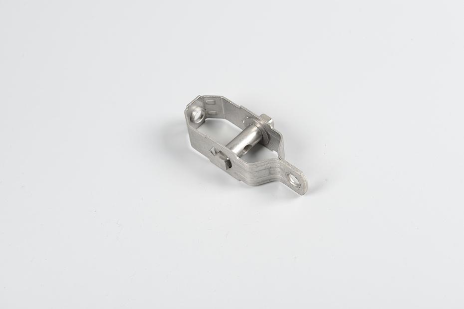 安防围栏系统冲压件 高强度不锈钢紧线器 热镀锌紧线器
