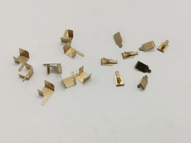 电子电器冲压件 插片