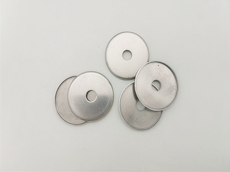 铝冲压件  膜盖片