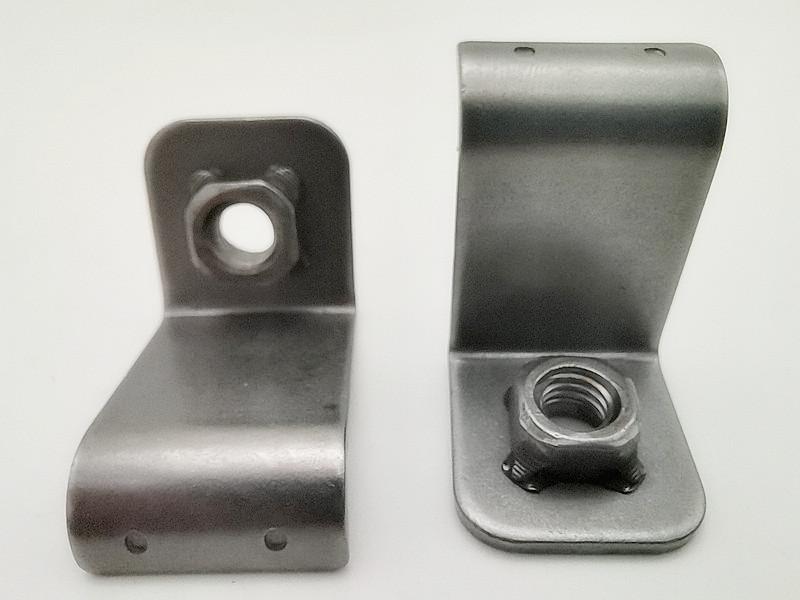 汽车冲压件 螺母支架-2