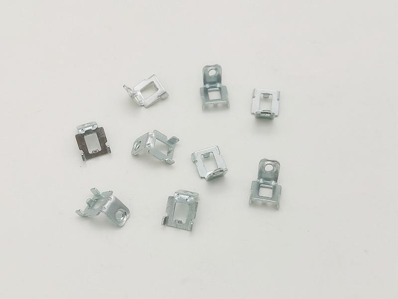 电子冲压件 接线盒冲压件-1