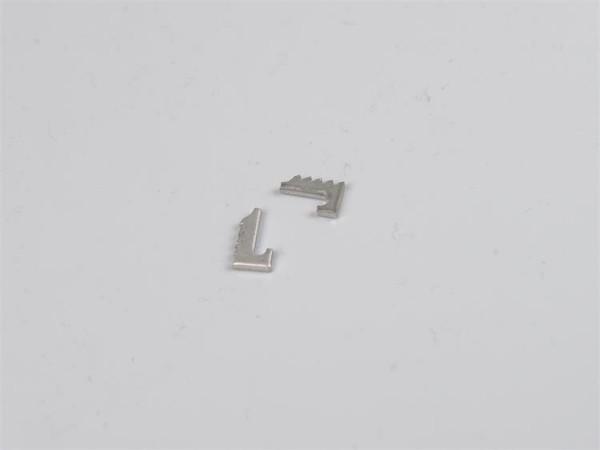 不锈钢齿状冲压件